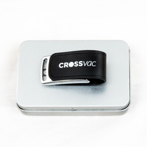 USB-Stick 8GB, in practical gift box