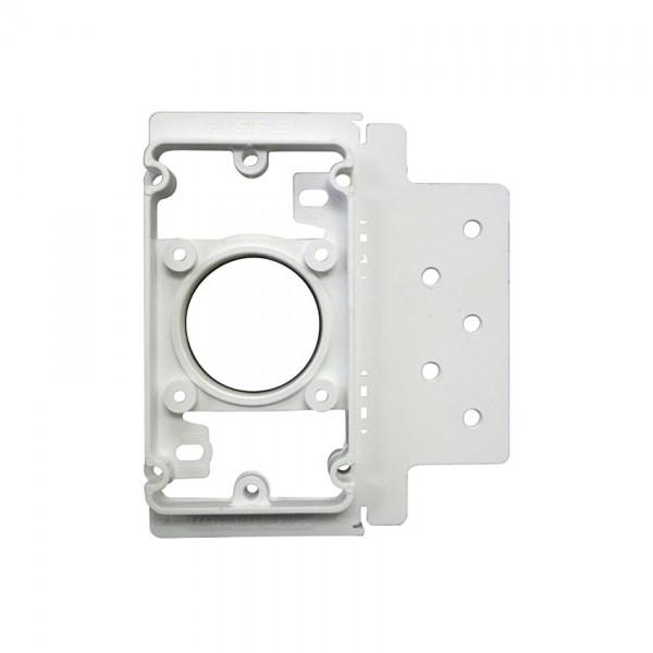Rectangular mounting frame