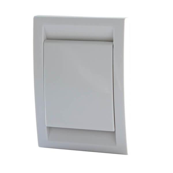 Inlet valve DECO rectangular